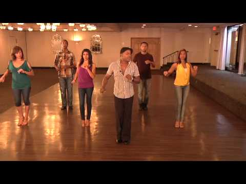 Learn Salsa ONLINE With 5 Hours Of Instruction - www.OnSeanZion.com