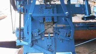 four axis wire forming machine M 11 2010.mpg metalmasterengg@gmail.com