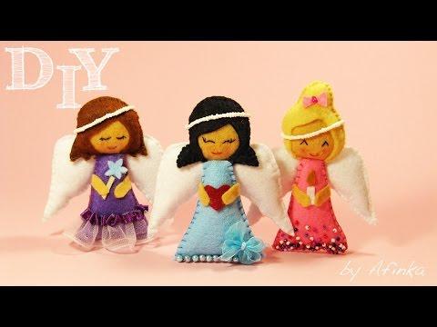 Куклы из бисера своими руками