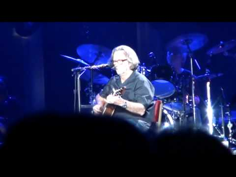 Eric Clapton/Steve Winwood (Drifting Blues) 18/5/2010 LG Arena