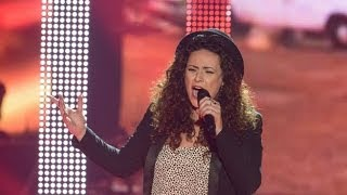 Stefania Pagano - Under - Live-Show 1 - The Voice of Switzerland 2014
