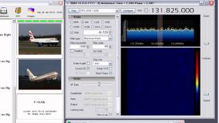 RTL2832U E4000 EzTV668 Decodificando ACARS