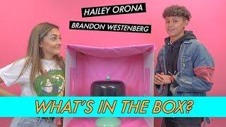 Hailey Orona vs. Brandon Westenberg - What's In The Box?