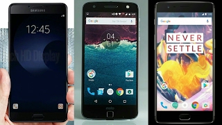 Samsung C9 Pro VS Oneplus 3T VS Moto Z | Which One Should You Buy? |