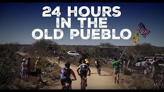 24 Hours In The Old Pueblo Mountain Bike Race - Tucson, AZ - 2015