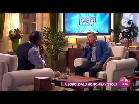 Homonnay Zsolt őszintén mesélt a Polyák Lillával való házassága utáni újrakezdésről