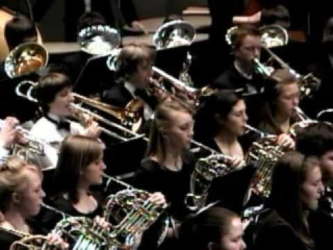 All-Northwest Honor Band; Give Us This Day; Movement 2