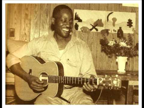 'John Henry' BIG BILL BROONZY (1951) Country Blues Guitar Legend