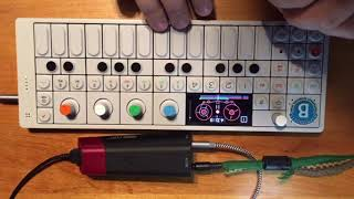 3sleeves + OP-1 = Boombtember day4