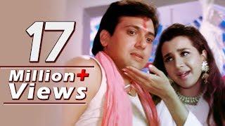 'Ek Tamanna Jeevan Ki' Full 4K Video Song - Govinda, Shilpa Shirodkar, Ritu Shivpuri | Aankhen