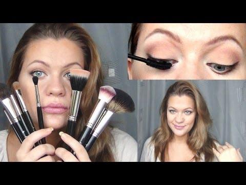 Уроки макияжа на русском - видео