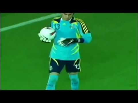 Guillermo Ochoa vs Brazil
