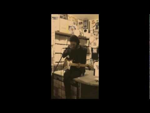 keaton henson performs at rough trade west, london