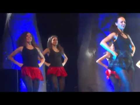 Beautiful Girls in Short Skirts Dance at Fairylands