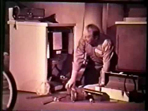 Original MayTag Repairman TV Commercial