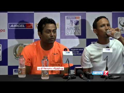 Chennai open: Leander Paes prevails over Mahesh Bhupathi