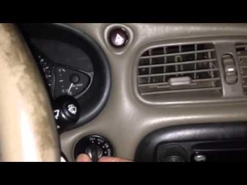 '01 Oldsmobile Alero - car problems