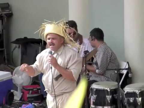 festival de trovadores en Mayaguez, Puerto Rico.