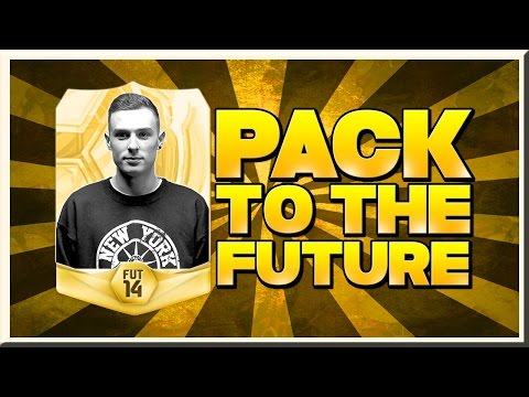 FIFA 14 - PACK TO THE FUTURE EP.37 - INSANE SQUAD!!!