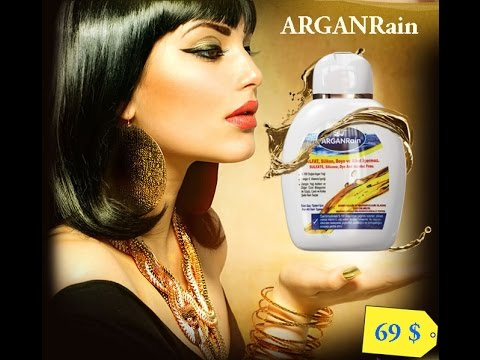 ARGANRain Professional Hair Care Product For Healthy Hair