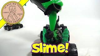 "Hot Wheels Black Hornet ""Buzz"" Attack Pack Slime-Inator 1992"