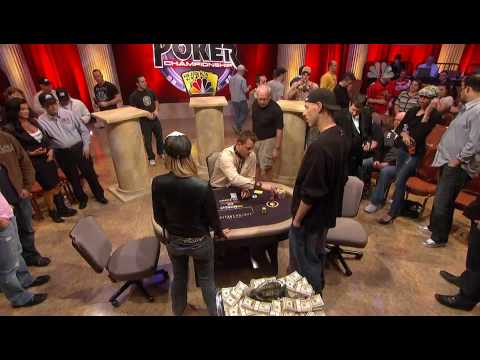 National Heads Up Poker Championship 2009 Episode 12 3/5 (Finals) Video