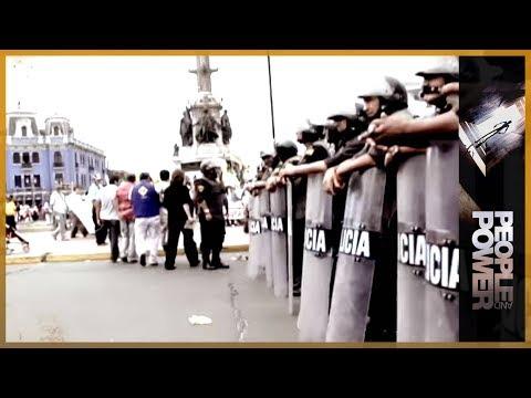 People & Power - Peru: Undermining Justice