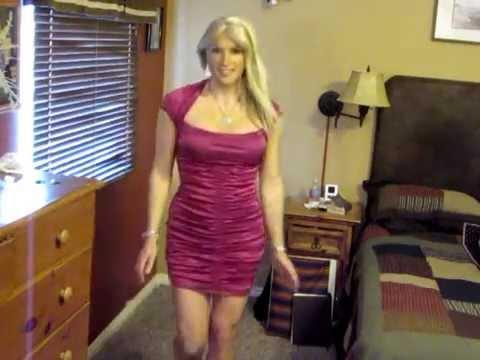 Heidi, Cd, Pink Mini Dress