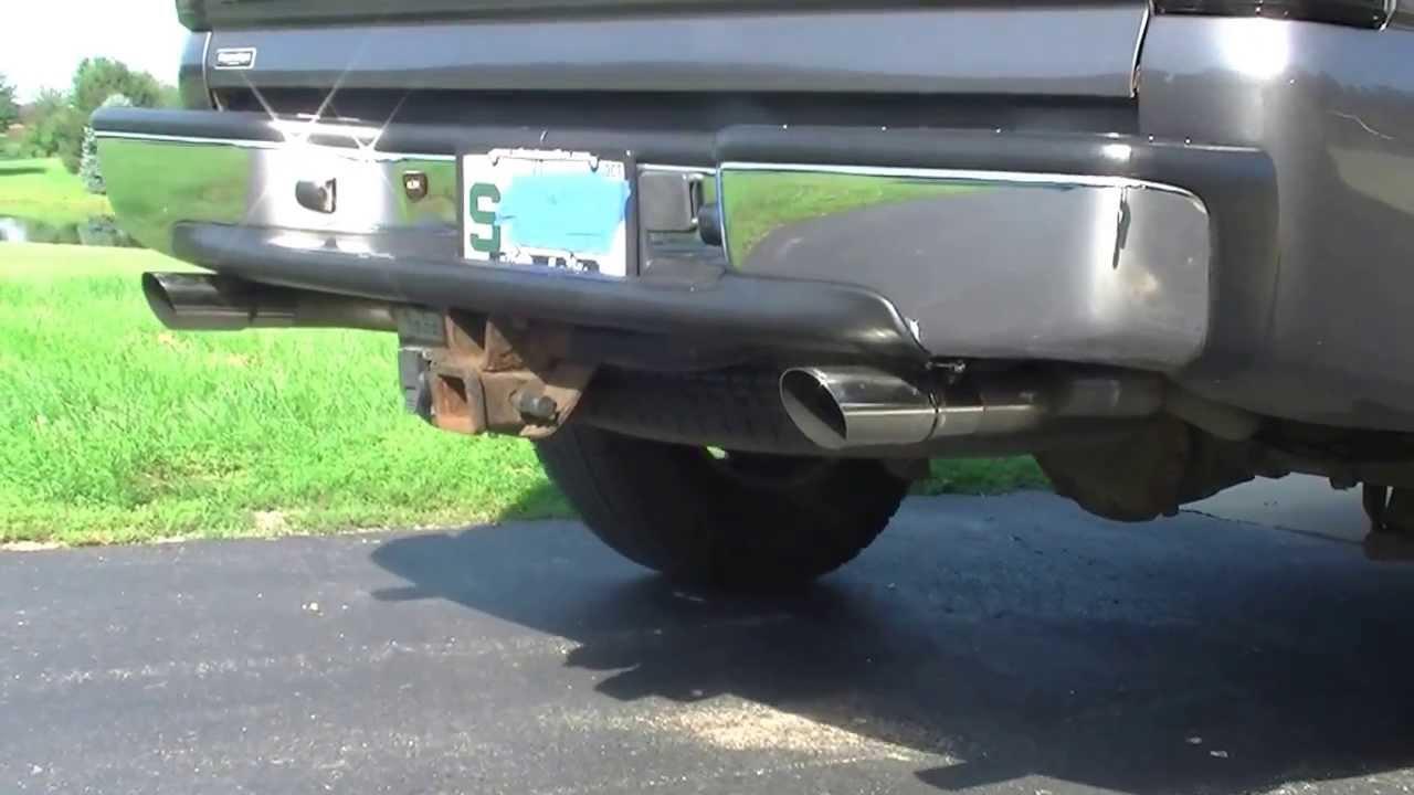 Silverado Cat Back Exhaust