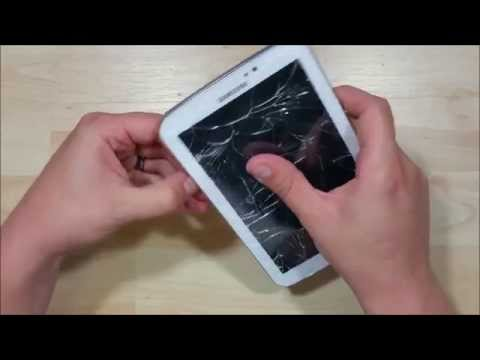 Samsung Galaxy Tab 3 7 Inch - Disassembly - Glass Replacement