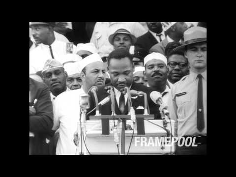 I Have A Dream - Martin Luther King And The March On Washington In Full Hd video