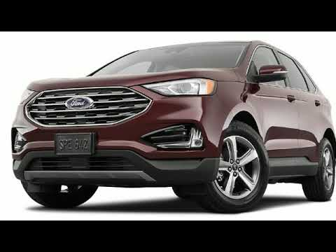 2019 Ford Edge Video