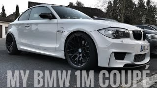 MY BMW 1M COUPÉ | Street Drift + Powerslide Compilation | HMS Exhaust Sound