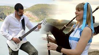 Fairy Tail - Main Theme (bagpipes, guitar, piano) || Tifita