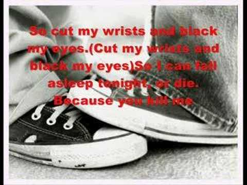 hawthorne heights the silence in black and white album. hawthorne heights - ohio is