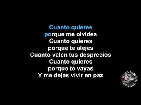 Leña de Pirul Banda Machos with Lyrics