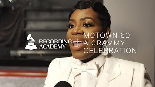 Fantasia Describes The Emotional Power Of Motown | Motown 60: A GRAMMY Celebration