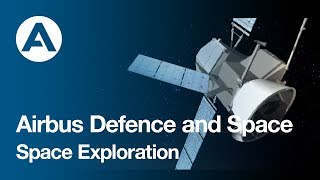Space exploration by Airbus Defence and Space
