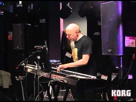 KORG ALL ACCESS: Jordan Rudess Guitar Center Workshop (1 of 3)