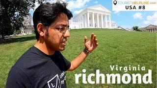 Richmond Tour | Basics of American History, Culture & Consumerism