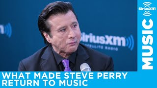 Steve Perry Recalls Moments With Late Girlfriend That Inspired His Return To Music