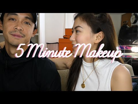 5 Minute Date Night Makeup by Alex Gonzaga