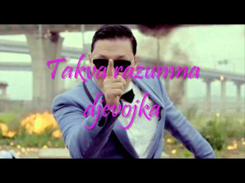 Opa Gangnam Style-prevod Na Srpski-official Video video