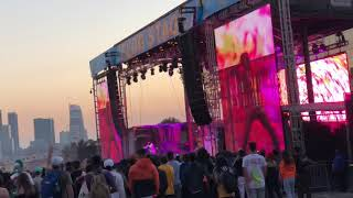 Flog Gnaw 2018: Flatbush Zombies Intro