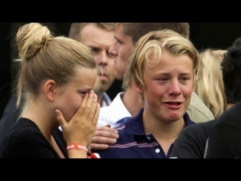 Oslo, Norway Terrorist Attack: Video Footage of Explosion and Camp Shooting Aftermath (07.23.2011)