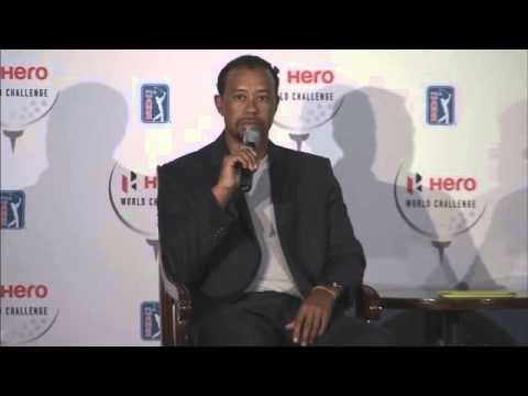 RAW: Tiger Woods Press Conference