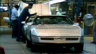MotorWeek   Retro Review: '84 Corvette Special Episode