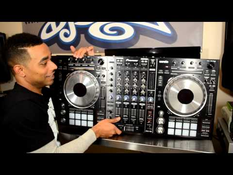 Pioneer DDJ-SZ Serato DJ Controller Unboxing & First Impressions Video