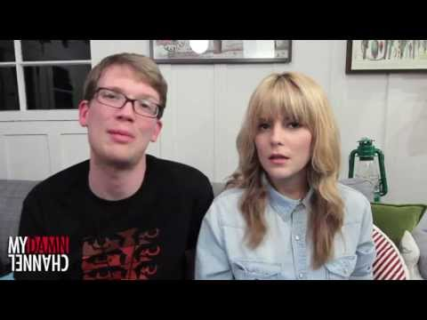 hank green hazes dailygrace and hank green comment on your comments