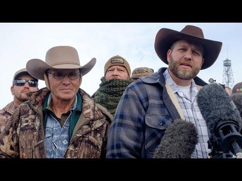 What Oregon Militia Standoff Says About American Culture